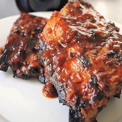 Appetizing and Wonderful (A & W) Root Beer Ribs