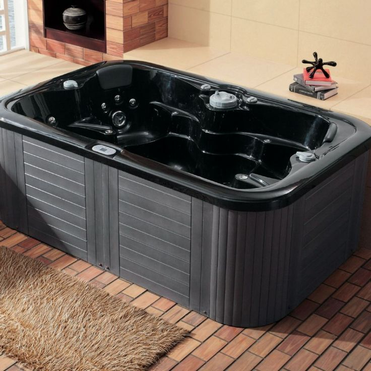 Small Jacuzzi Outdoor Ideas