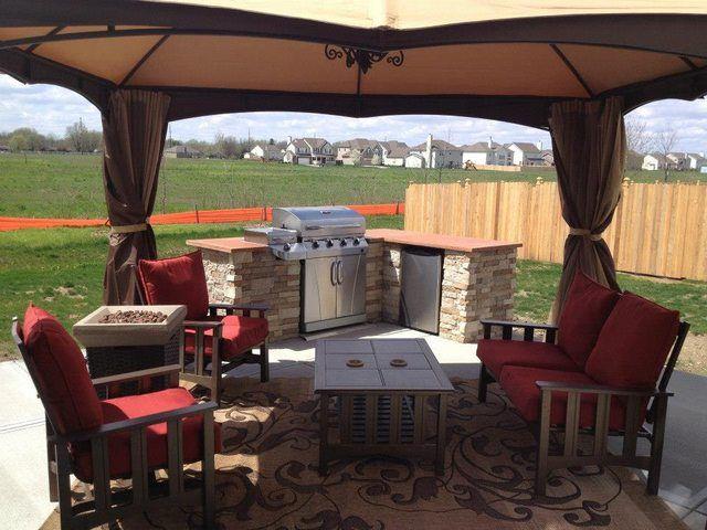 294 Best Diy Outdoor Bar U0026 Kitchen Ideas Images On Pinterest | Kitchen,  Terraces And Backyard Kitchen