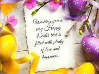 Wishing you a very Happy Easter… – Svitlana Mathews