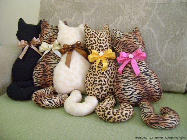 ideas para el hogar ms ideas decorativas para tu casa juego de gatos de espalda