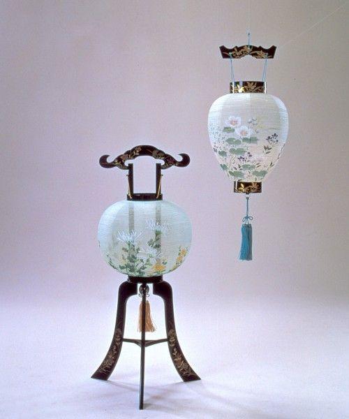 岐阜提灯   伝統的工芸品   伝統工芸 青山スクエア