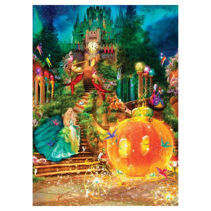 Masterpieces Cinderella Book Box Puzzle - 71371