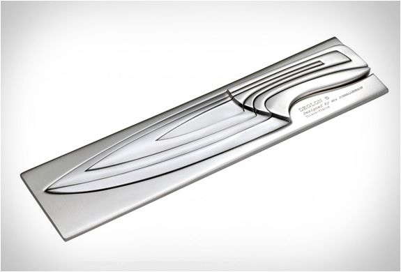 Deglon Meeting Knife Set by Mia Schmallenbach