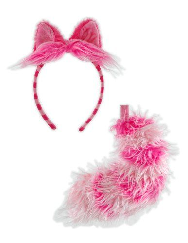 Elope Alice In Wonderland Cheshire Cat Ear and Tail Set Elope,http://www.amazon.com/dp/B0035E196C/ref=cm_sw_r_pi_dp_trkisb0W14YJ2SA5