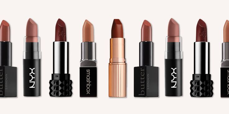 13 Best Brown Lipsticks for Fall 2017 - Light and Dark Brown Lipstick