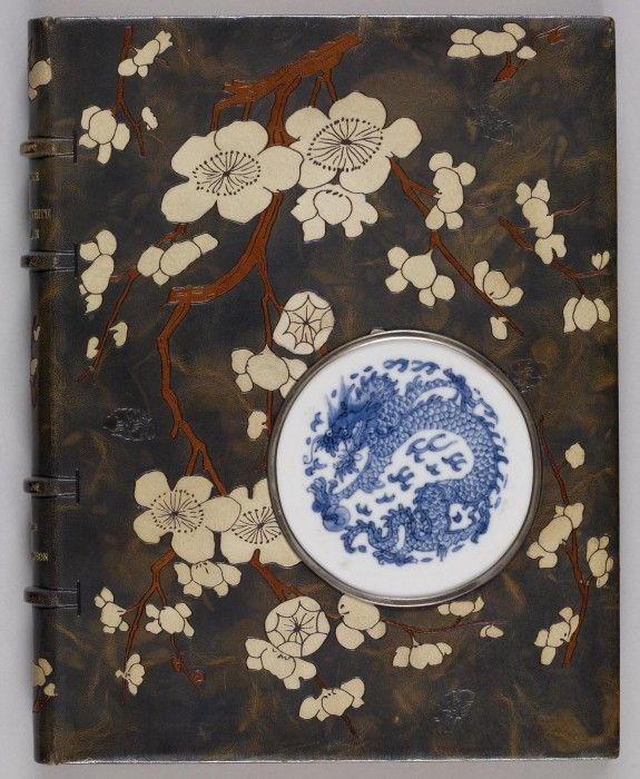 A Catalogue of Blue and White Nankin Porcelain Forming the Collection of Sir Henry Thompson - Charles Meunier, Binder and  James McNeill Whistler, Artist