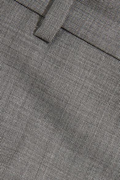 Joseph - Kong Super 100 Wool-twill Straight-leg Pants - Gray - FR36