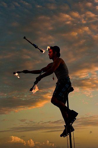 Fire Juggler - events? shoots? advertising?