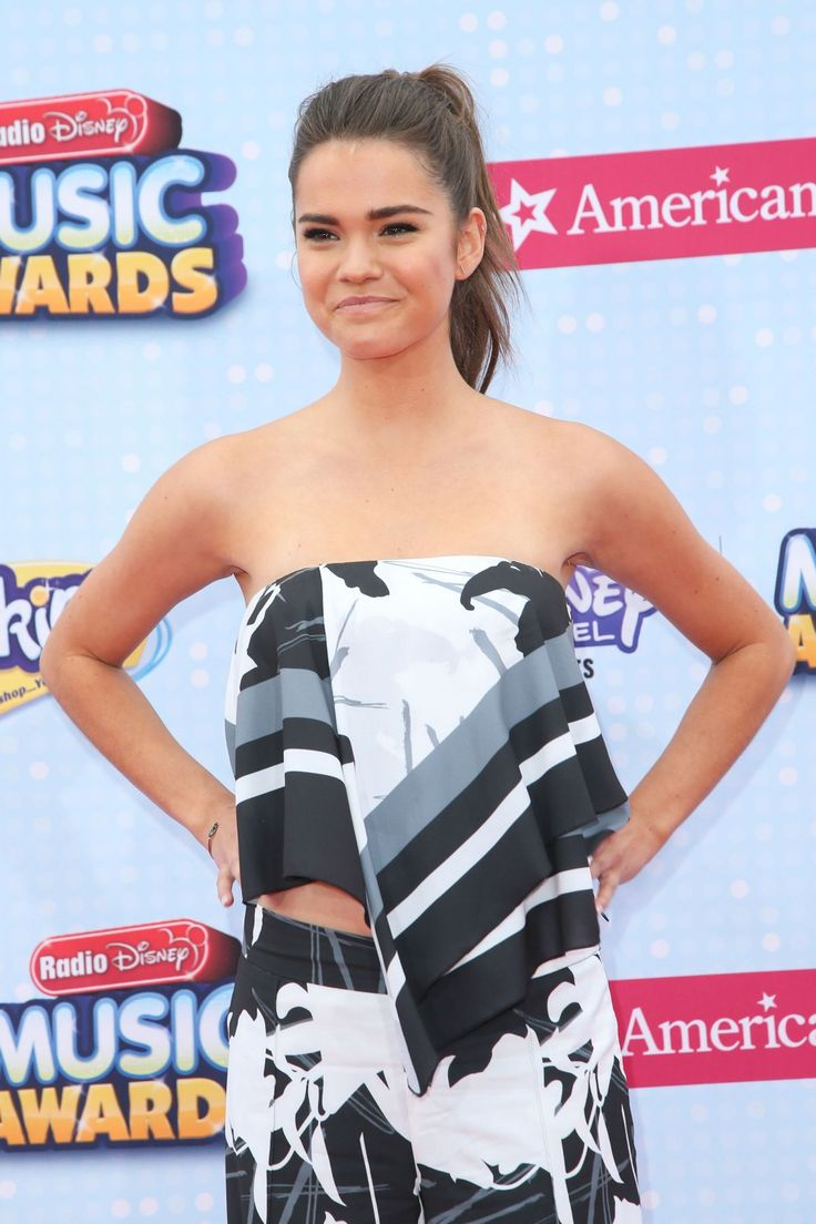 MAIA MITCHELL at 2015 Radio Disney Music Awards in Los Angeles