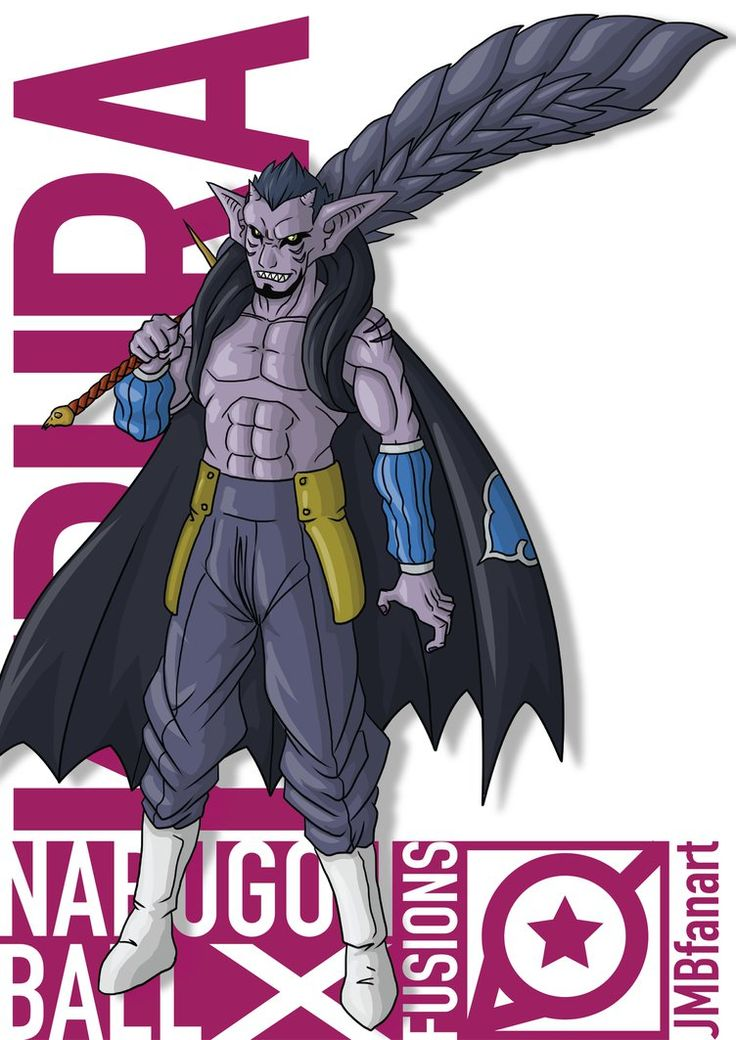 Kibura (Dabura and Kisame fusion) by JMBfanart Anime