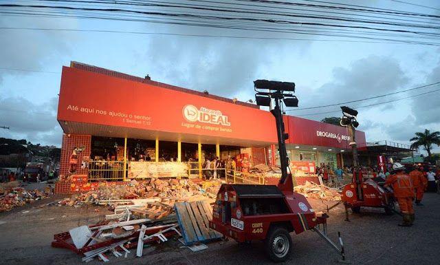 CONEXÃO BOMBEIRO : Bombeiros encerram buscas por vítimas do desabamen...