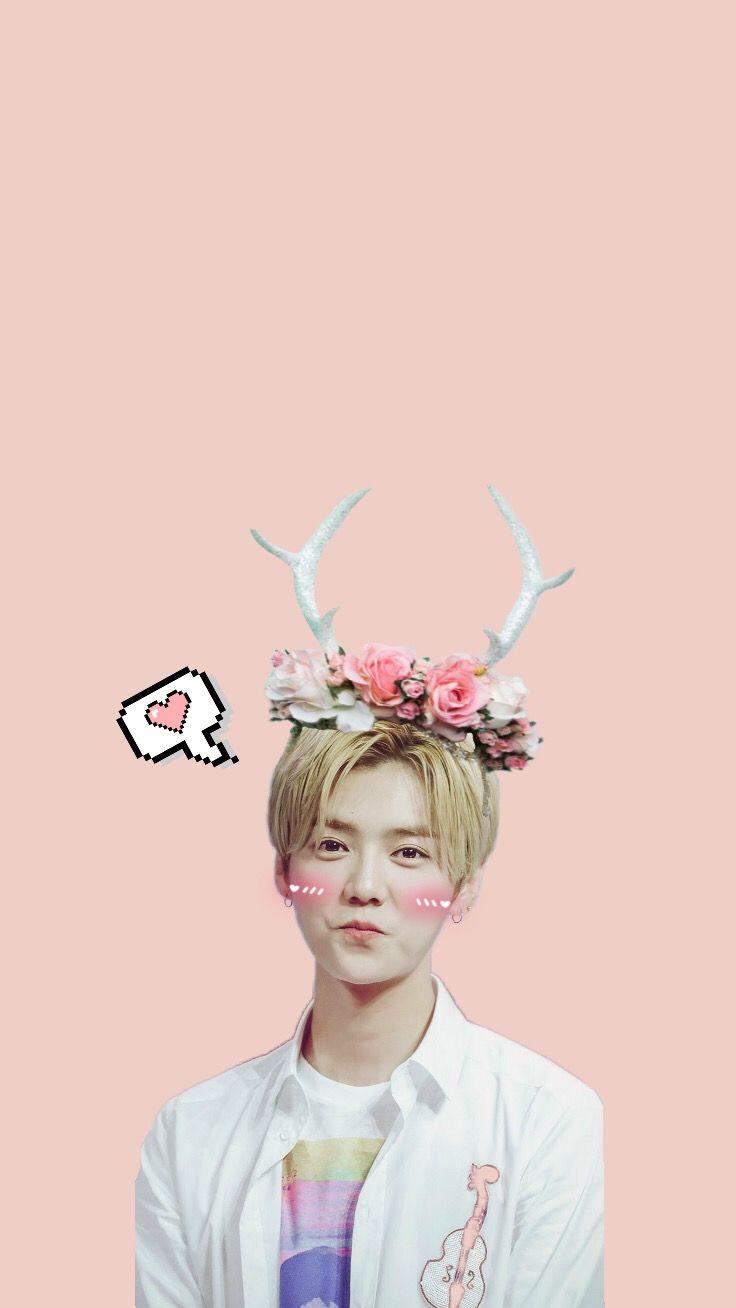 Luhan Cute Wallpaper Exo Wallpaper Luhan Em 2019 Luhan Exo E Oppa