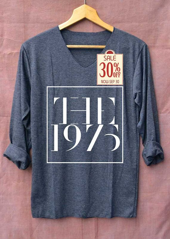 Hey, I found this really awesome Etsy listing at https://www.etsy.com/listing/193714751/the-1975-shirt-music-top-shirts-long