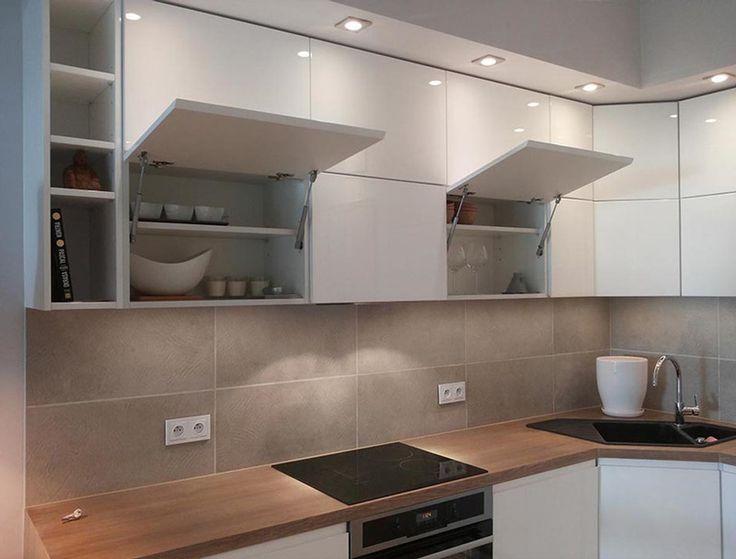 armarios altos cocinas decoracion