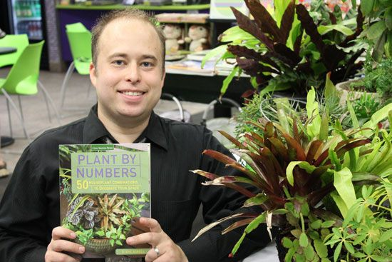 Steve Asbell is a blogger, author and illustrator based out of Florida.  The year's highlights so far were the release of his book, Plant by Numbers: 50 Houseplant Combinations to Decorate your Space, as well as the arrival of his first child, Ethan. When he isn't sharing creative DIY projects on his blog The Rainforest Garden, Steve can be found cooking home-grown veggies, working on his latest illustration project or getting to know the many little miracles in his backyard.