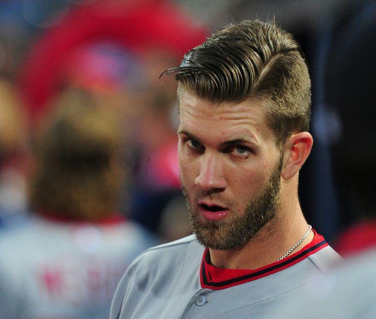 Bryce Harper - Washington Nationals v Atlanta Braves