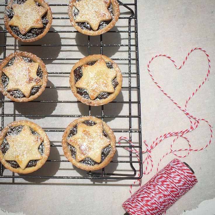 Little Pudding mince pies. Recipe under Christmas Tarts on www.littlepud.blogspot.com