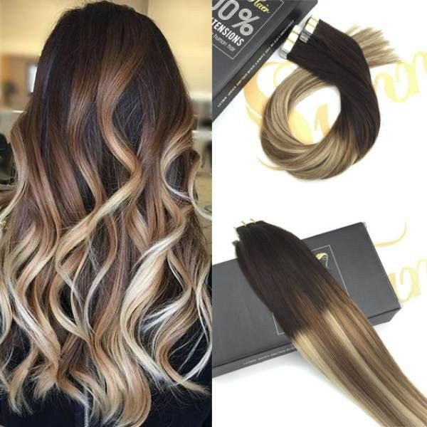 25 best ombre human hair extensions ideas on pinterest. Black Bedroom Furniture Sets. Home Design Ideas