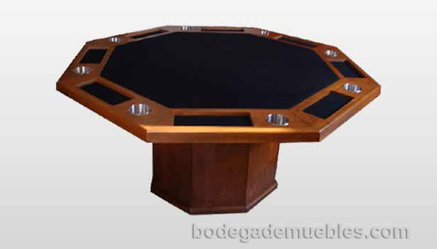 mesa para poker kontempo bodega de muebles - Bodega de Muebles | Mueblería Online