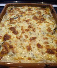 Mis recetas de cocina: MOUSSAKA GRIEGA PASO A PASO