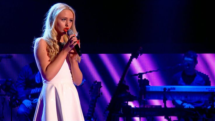 Olivia Lawson performs 'Smells Like Teen Spirit' - The Voice UK 2015 - B...
