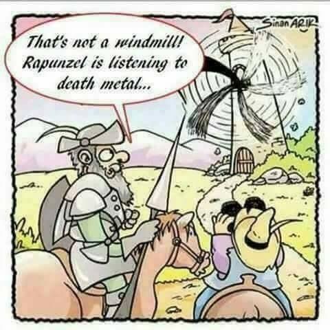 Rapunzel Metal