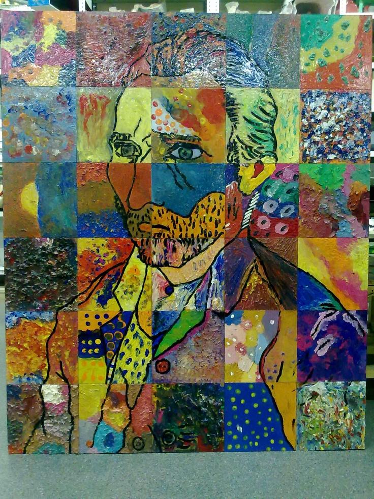 Taller dibuix i pintura joves  curs 2011/12   www.escolatrac.com