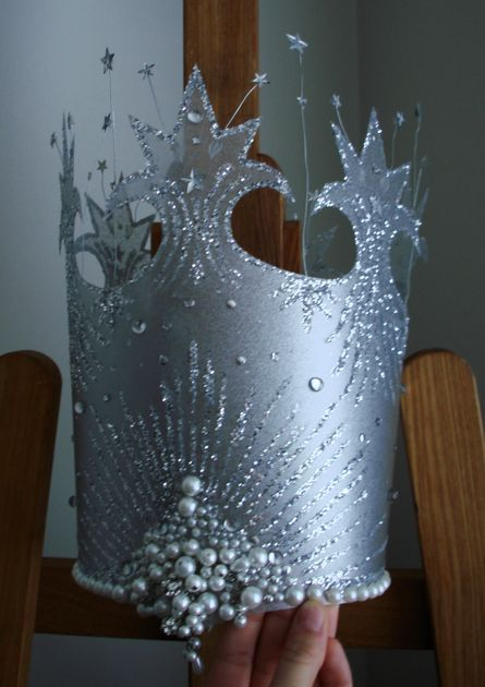 How to Make a Glinda Crown | Glinda's Crown by ~scribblymess on deviantART