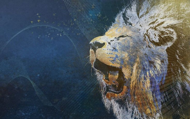 León wallpaper