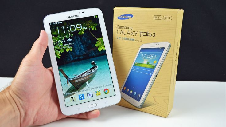 Samsung Galaxy Tab 3 7.0: Unboxing & Review http://mylinksentry.com/fj91