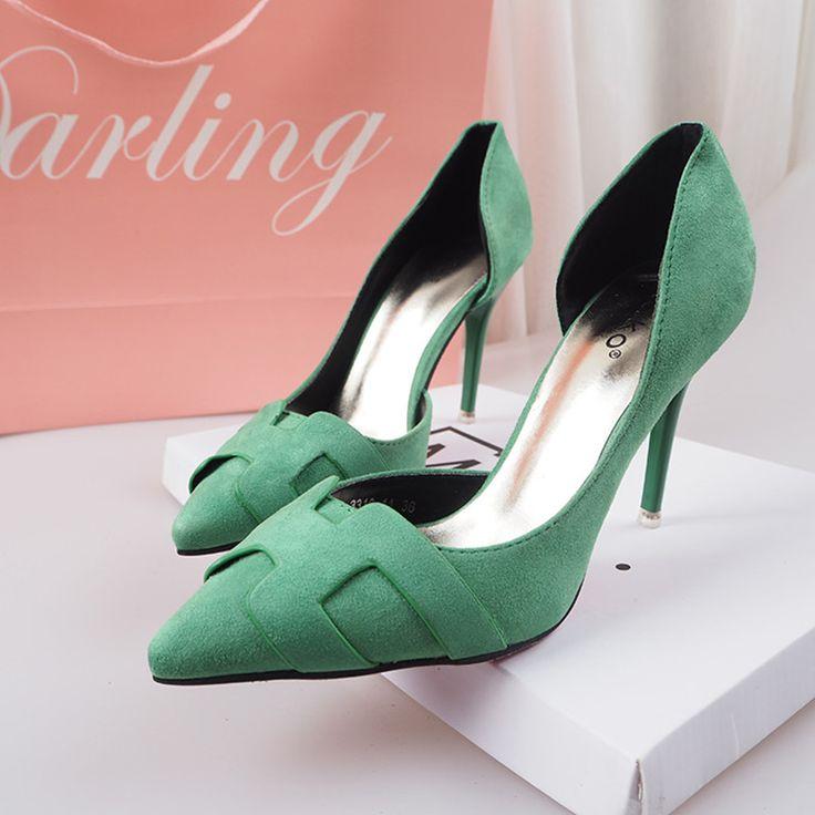 Donne pompe scarpe da sposa della piattaforma alti talloni sexy sapato feminino inferiori rosse scarpe donna promenade di sconto a spillo italiano euro(China (Mainland))