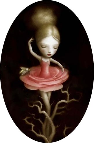 by artist Nicoletta Ceccoli from the Republic of San Marino