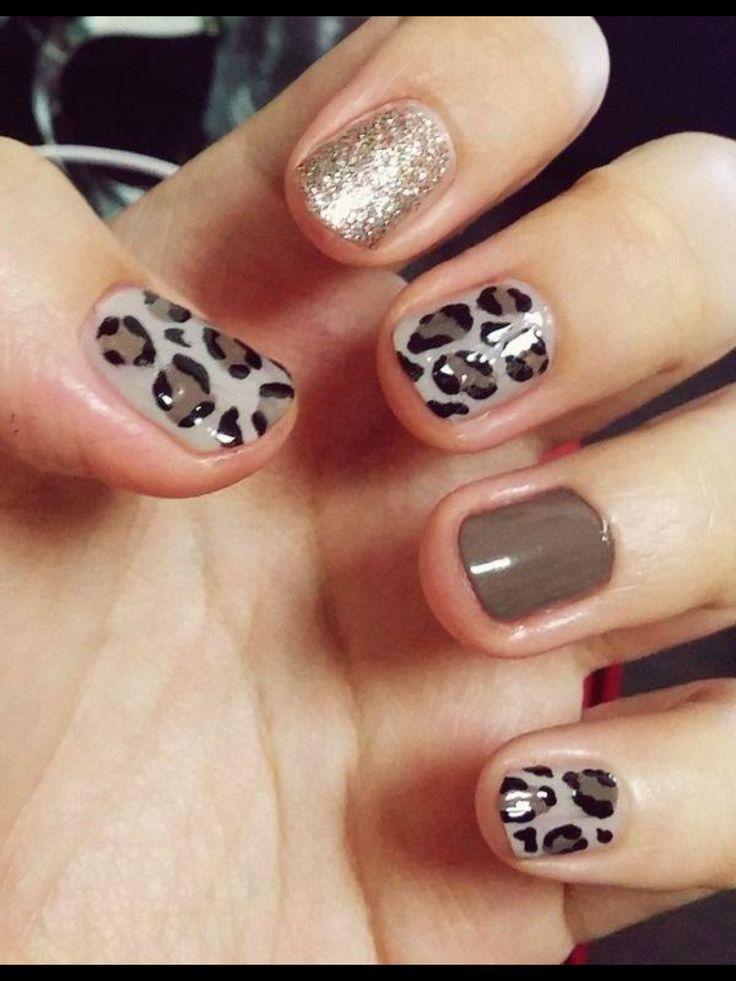Leopard brown.. Rarrrrr...