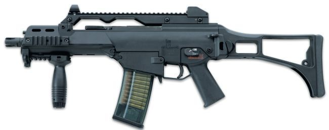 "HK G36C ""Compact"" or ""Commando"" Assault Rifle"