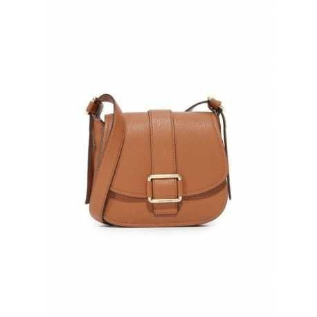 La silhouette raffinata reinterpreta la classica borsa a bisaccia in chiave moderna. Scopri il mondo Michael Kors cliccando su Designer