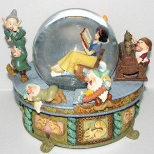 ... about Snowglobes on Pinterest  Disney, Water globes and Musicals