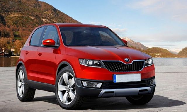 New And Used Cars: 2017 Skoda Snowman