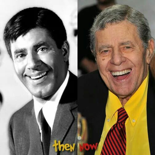 Jerry Lewis 89 today 3/16/2015