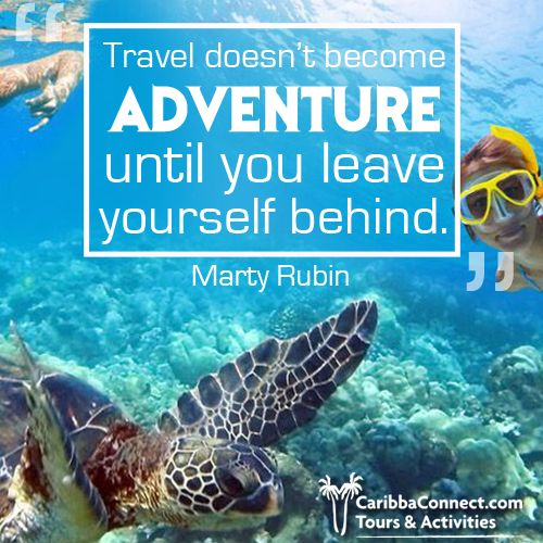 So leave the troubles behind and let us take you on the adventure of a lifetime!  #traveling #exploring #adventure #CaribbaConnect