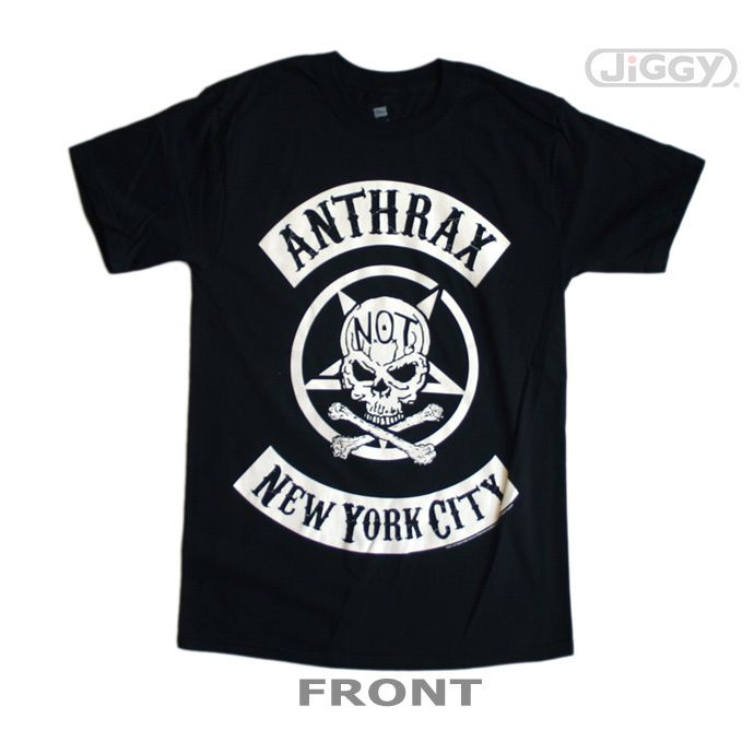 17 best images about anthrax t shirts and merchandise on for T shirts with city names