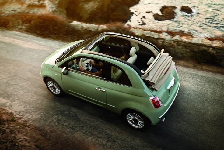 "Fiat Adds 500 Cabrio ""1957 Edition"" To US Lineup"