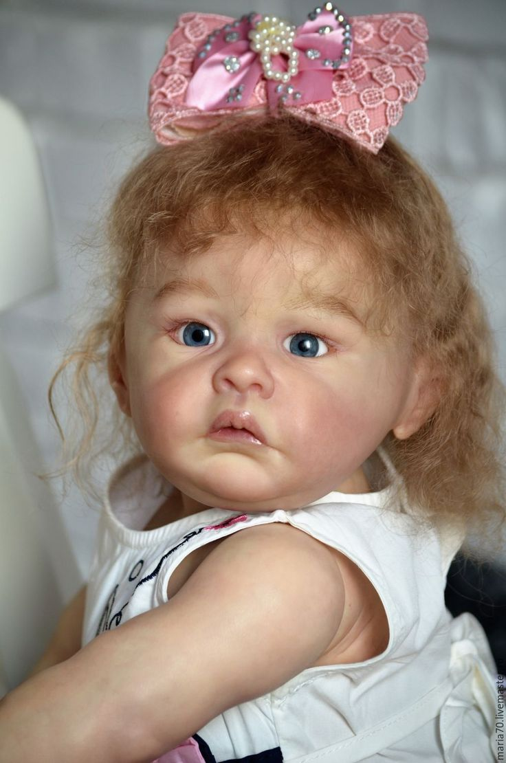 Купить Кукла реборн - Лилли-Марлен. Срочно! - комбинированный, кукла реборн, кукла младенец