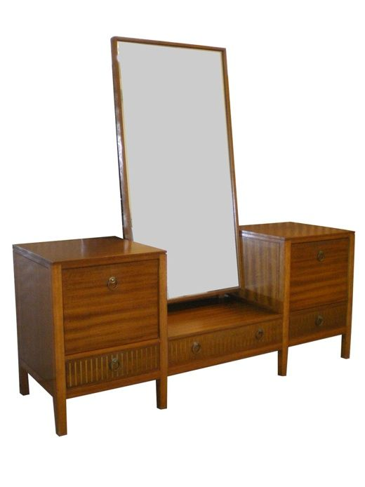 Gordon Russell Cheval Dressing Table - Mid Century Furniture London