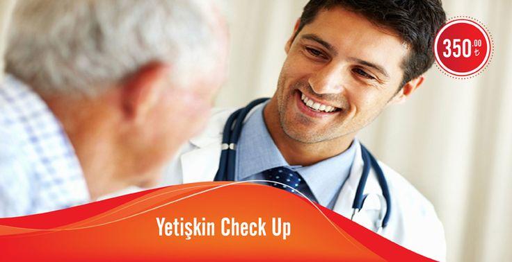 Paket İçeriğinde verilen Hizmetler:  Doktor Muayene  Akciğer Grafisi (Tek Yönlü)-Akciğer Hastalıklarının Tespiti İçin  Ekg Kalp Elektrosu, Kalp Hastalıkları  Tam Kan Sayımı(18 Parametre)  Tam İdrar Tahlili  Sedimantasyon-Kandaki Alyuvarların Ölçümü  Kan Şekeri-Şeker Hastalıklarının Erken Teşhisi  Kolesterol, Total