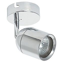 Genlis Single Spot Light Plain £14.98