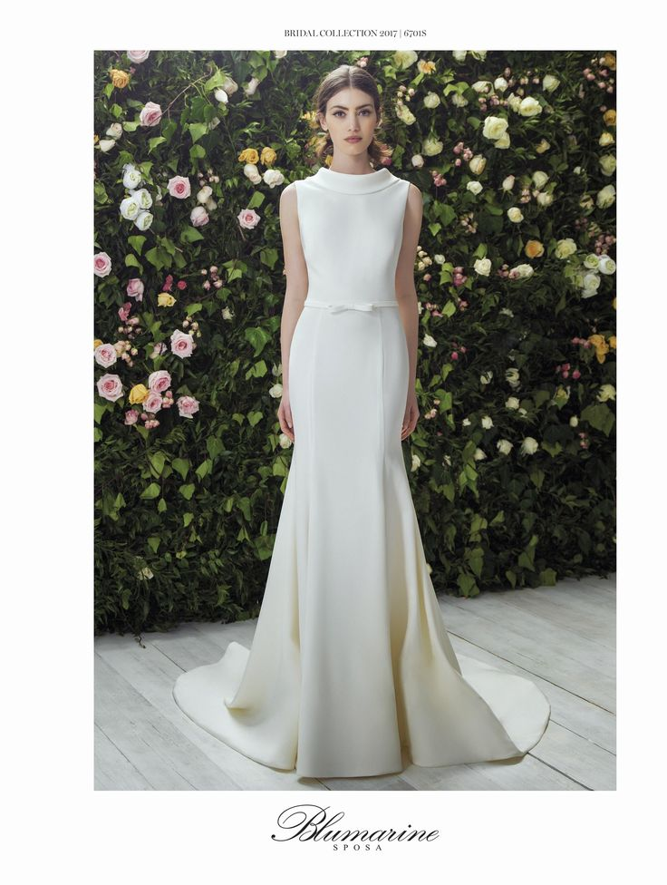 Blumarine - 6701S - Abiti da sposa