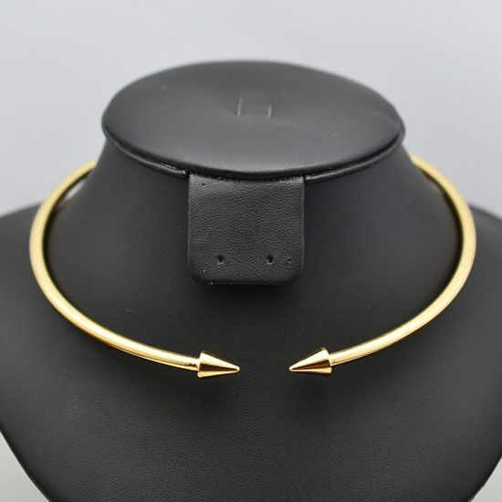Nouveaux bijoux de mode couples de collier de foulard en gros cadeau pour les femmes gril N1007