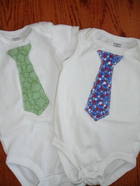 tie onesies
