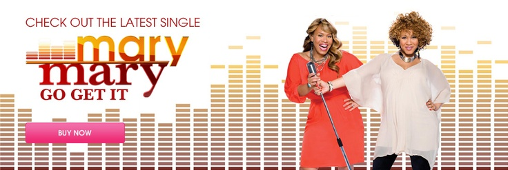 mary mary has a really great reality show...the real behind the scenes of a singing group (and working with family)